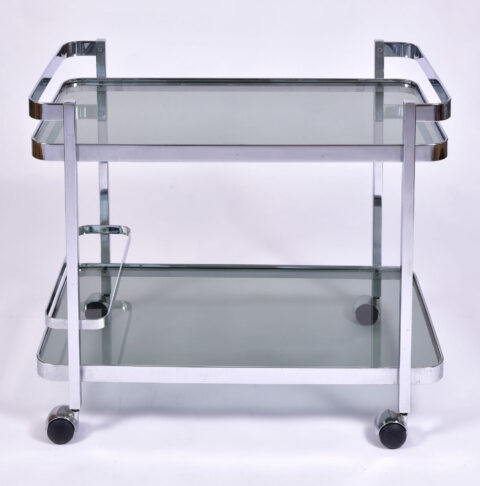 Italian 1970S Drinks Trolley 02