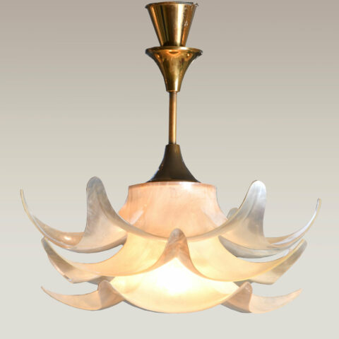 Italian Pergola Pendant Light 01