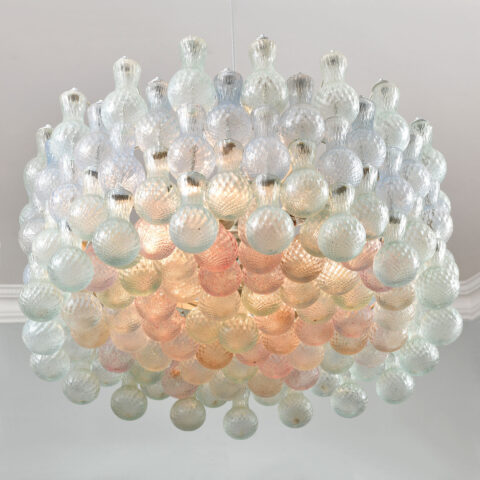 Large 1950S Seguso Chandelier 01