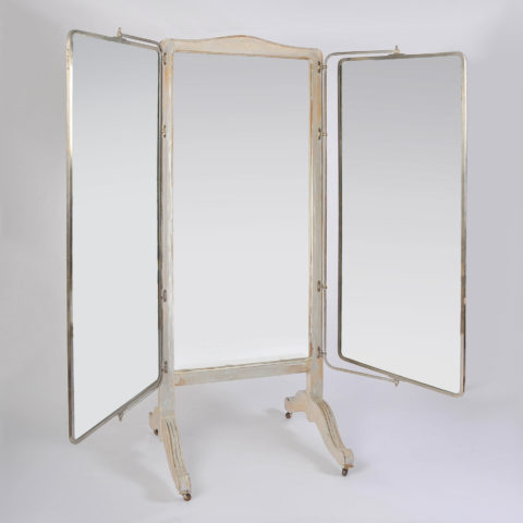 Large Triptych Standing Mirror 01
