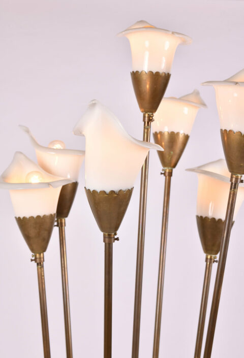 Lillies Standard Lamp 03