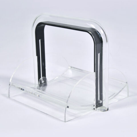 Lucite Napkin Holder 01