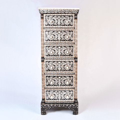 Mother Of Pearl Tallboy 01