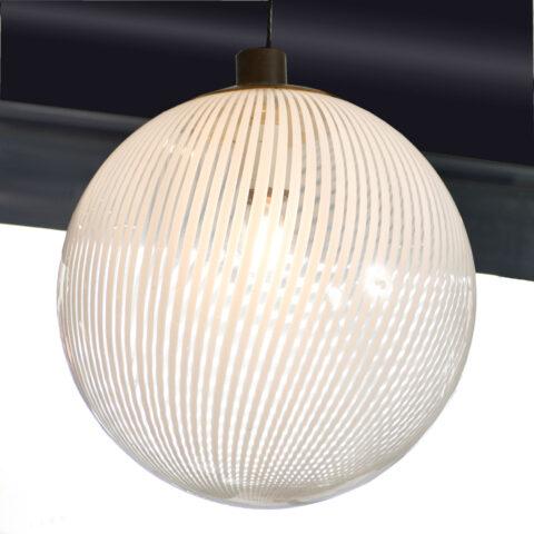 Murano Globe Pendant 01