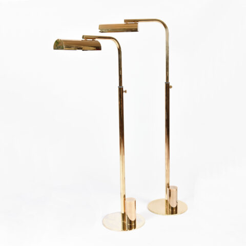 Pair Charles Hollis Floor Lamps 01