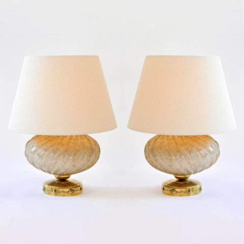 Pair Of Turban Lamps 01