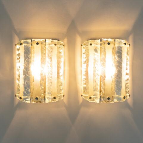 Pale Green Fontana Wall Lights 0698