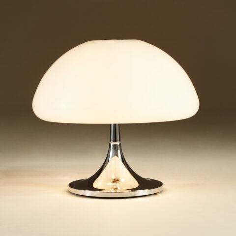 Perspex Dome Table Lamp 232 V1