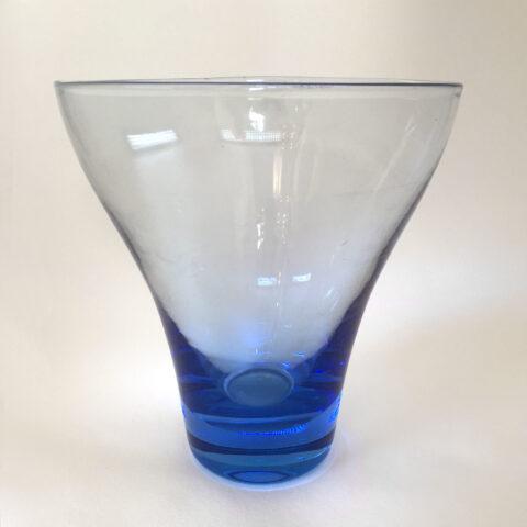 Scandinavian Blue Vase 01