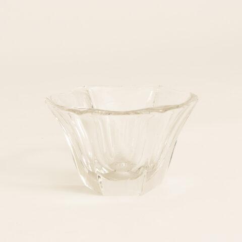 Scandinavian Wide Glass Vase 0309