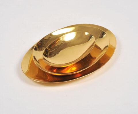 Set Brass Bowls 02