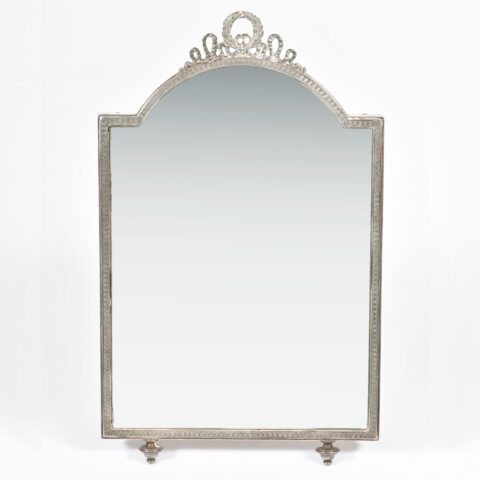 Silver Table Mirror 01