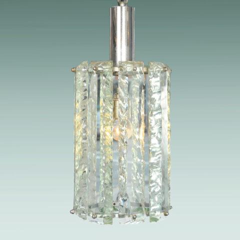 Single Glass Pendant 02