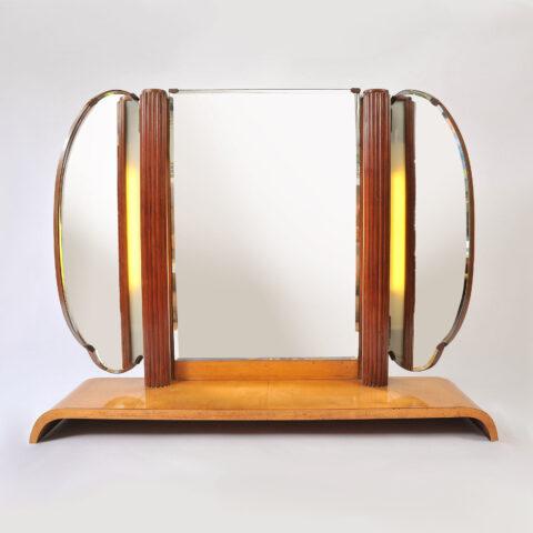 Triptych Deco Mirror 01
