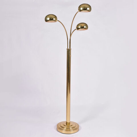 Us 1970S Brass Floor Lamp 01
