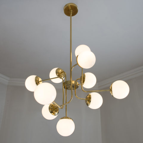 Valerie Wade Ball Pendant Light 02