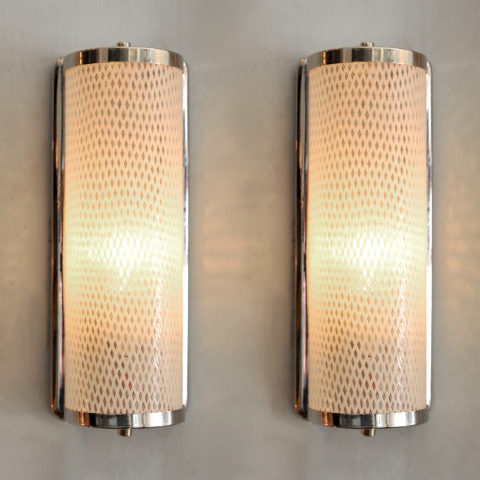 Valerie Wade Lattice Wall Lights 011