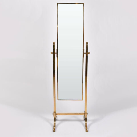 Brass Dressing Mirror 01