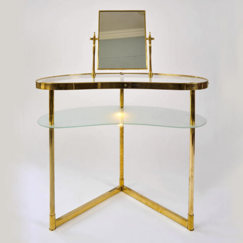 Brass Dressing Table Main Image
