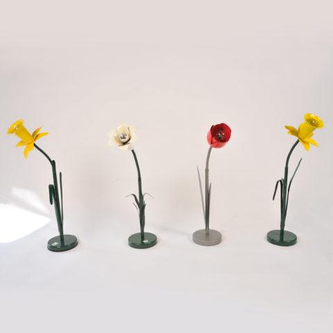 Flowerlamps Four