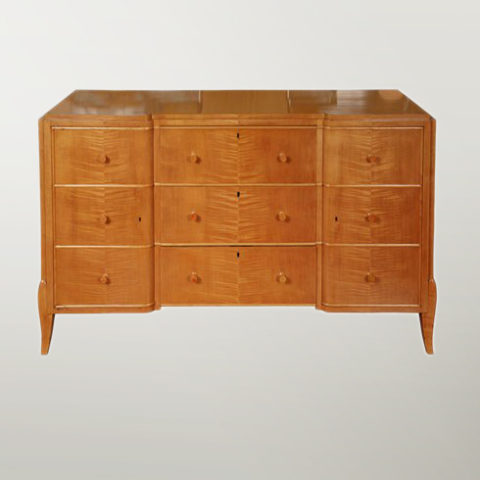 Valerie Wade Fc029 1930S French Arbus Chest Drawers 01