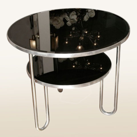 Valerie Wade Ft046 1950S Italian Two Tier Table 01