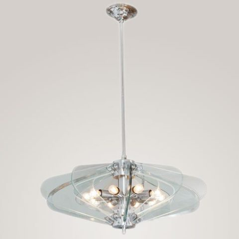 Valerie Wade Lc076 1950S Italian Ceiling Light Fontana Arte 01