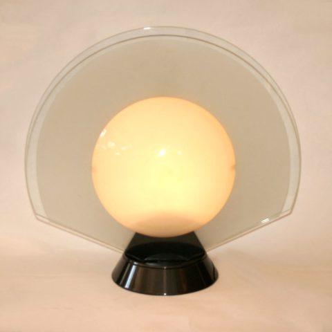 Valerie Wade Lt456 1950S Italian Sun Moon Lamp 01