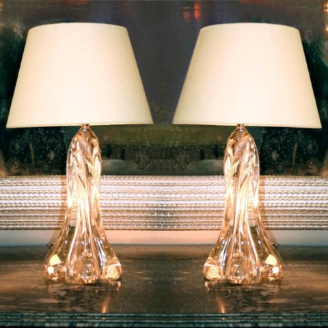 Valerie Wade Lt603 Pair 1950S French Lamps Vannes01
