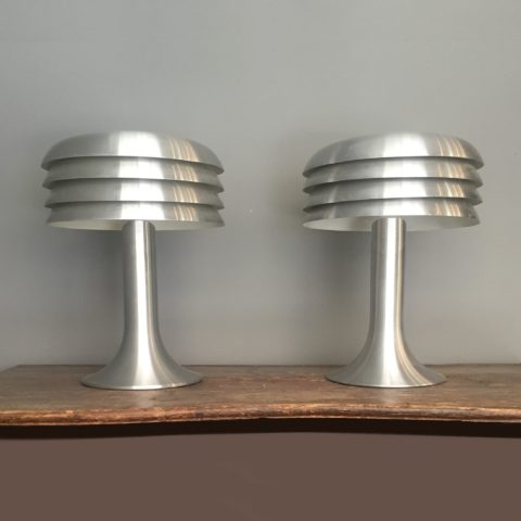 Valerie Wade Lt663 Pair 1960S Table Lamps Hans Agne Jakobsson 01