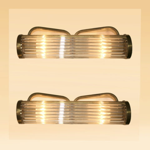 Valerie Wade Lw616 1950S Wall Lights Venini 01