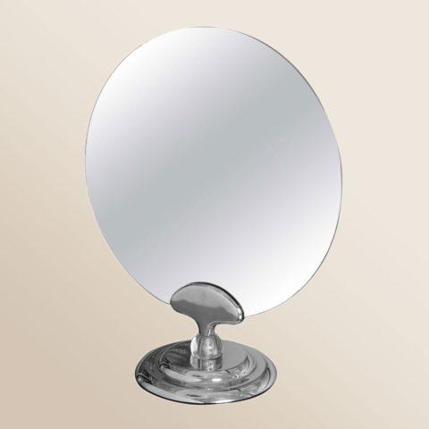 Valerie Wade Mt422 1940S Glamorous American Extra Large Table Mirror 01