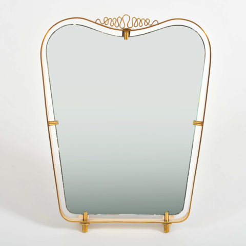 Valerie Wade Mt627 1950S Dressing Table Mirror In Style Gio Ponti 01
