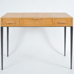 The image for 1930S Comte Oak Dressing Table Ii