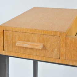 The image for 1930S Comte Oak Dressing Table V