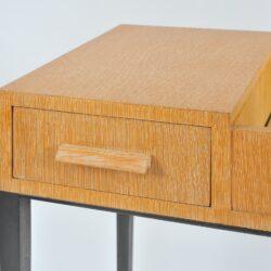 The image for 1930S Comte Oak Dressing Table V