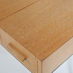 The image for 1930S Comte Oak Dressing Table Vi