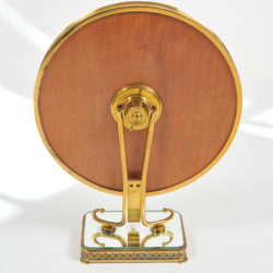 The image for 1940S Brass Table Mirror–05