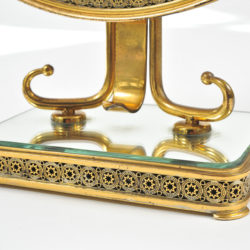 The image for 1940S Brass Table Mirror–07