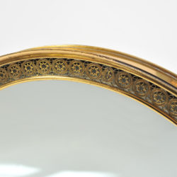 The image for 1940S Brass Table Mirror–09