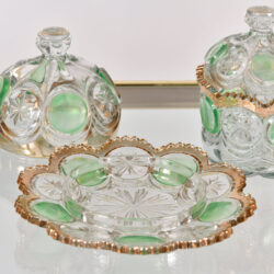The image for 1950S Continental Cut Glass Set 03