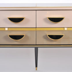 The image for 1950S Italian Pinkblack Chest 04