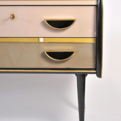 The image for 1950S Italian Pinkblack Chest 05