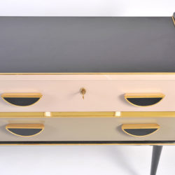 The image for 1950S Italian Pinkblack Chest 06