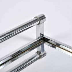 The image for 1950S Rectangular Chrome Tray 05