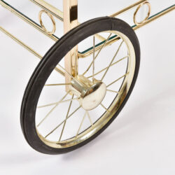 The image for American Brass Drinks Trolley 07