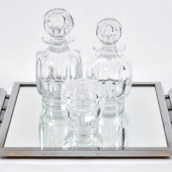 The image for Baccarat Scent Bottle Set 02