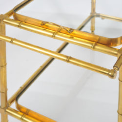 The image for Bamboo Brass Trolley 06 Vw