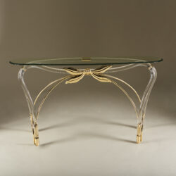 The image for Bow Glass Console 20210126 Valerie Wade 0220 V1