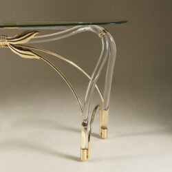 The image for Bow Glass Console 20210126 Valerie Wade 0223 V1